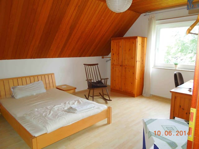 Haus am Teich - Osterhorn - Leilighet