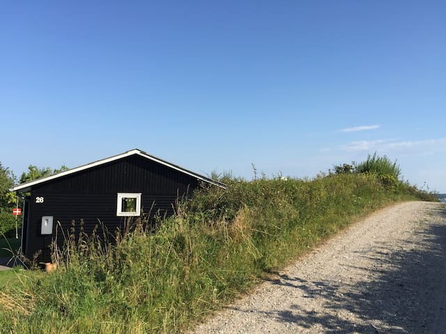 A REAL summerhouse on a great spot - Ebeltoft - Casa