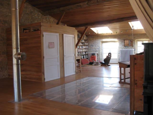 la belle fortoise - Beaufort-sur-Gervanne - Dorm