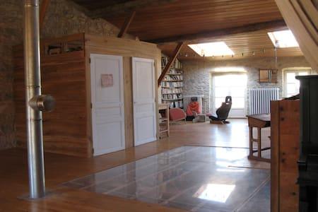 la belle fortoise - Beaufort-sur-Gervanne - Dormitório
