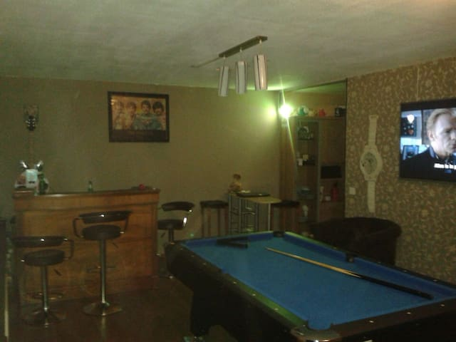 Complete house near Amsterdam, 30min from airport - Almere - Casa