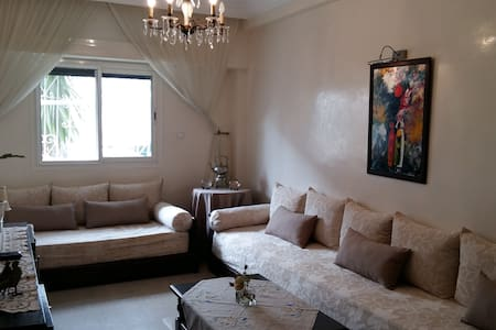 Chic, Clean & Comfy Room in Rabat !