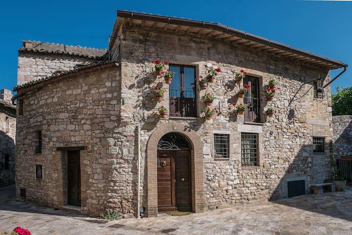 Casa del Carro - Assisi - Casa
