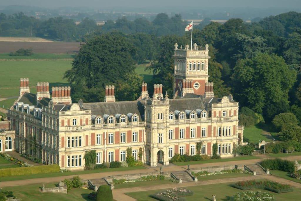 Somerleyton Hall