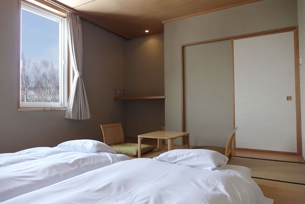 Ebina japanese tatami room bed and breakfasts for rent for Bed and breakfast tokyo