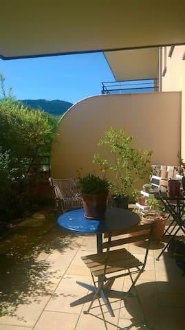 Appartement calme en résidence - Saint-Dié-des-Vosges - Flat
