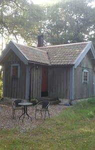 Lillstuga på Johannisberg - 732 94 Arboga - Rumah