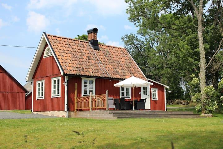 Källstorps Gästboende Lilla Huset - Perstorp Ö - Chalet
