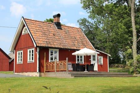 Källstorps Gästboende Lilla Huset - Perstorp Ö - Stuga