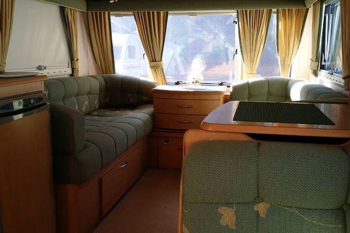 Cornwall Falmouth CHRISTMAS Caravan - Perranarworthal