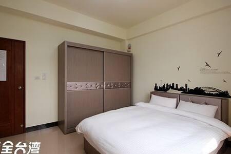 來離島找夢享家~四人大套房(內有兩個獨立房間) - Jinhu Township