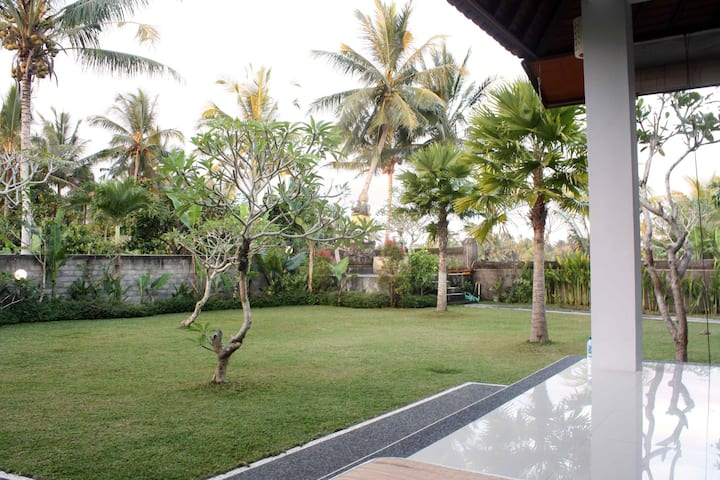 Bali RiceField House