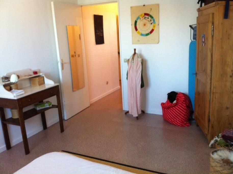 la chambre à louer