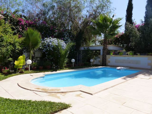 Beautiful apartment with pool - Gammarth - Leilighet