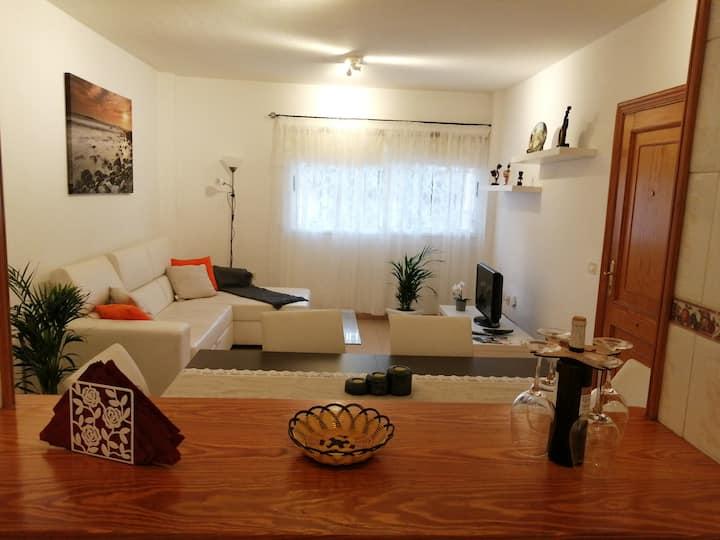 Casa Villate, apartamento en zona de Playa.