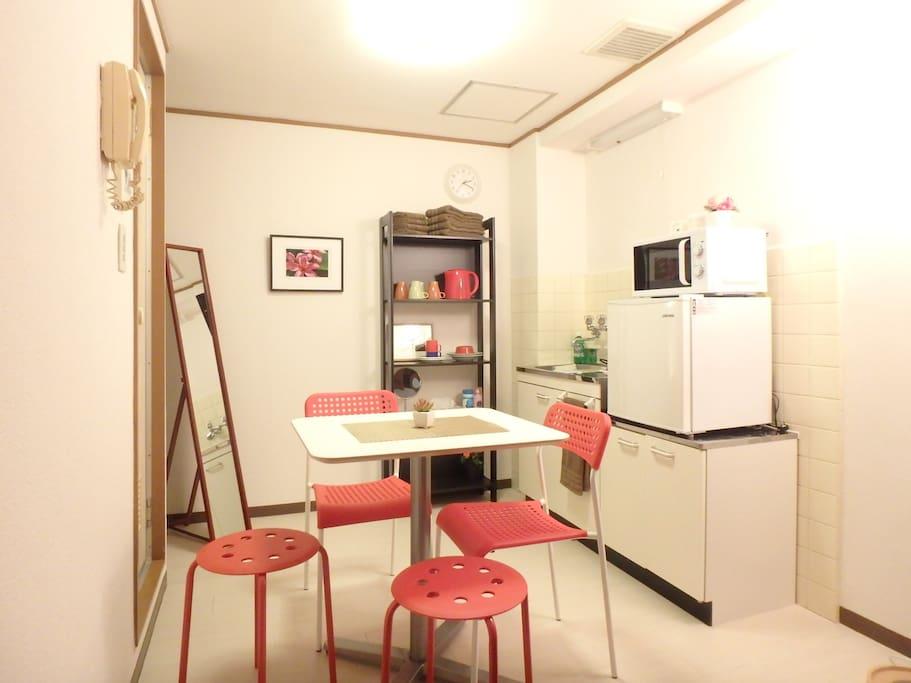 dining room☆