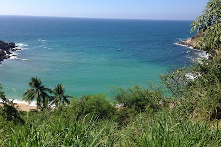 Great location - 1BR apartment - Puerto Escondido - Lejlighed