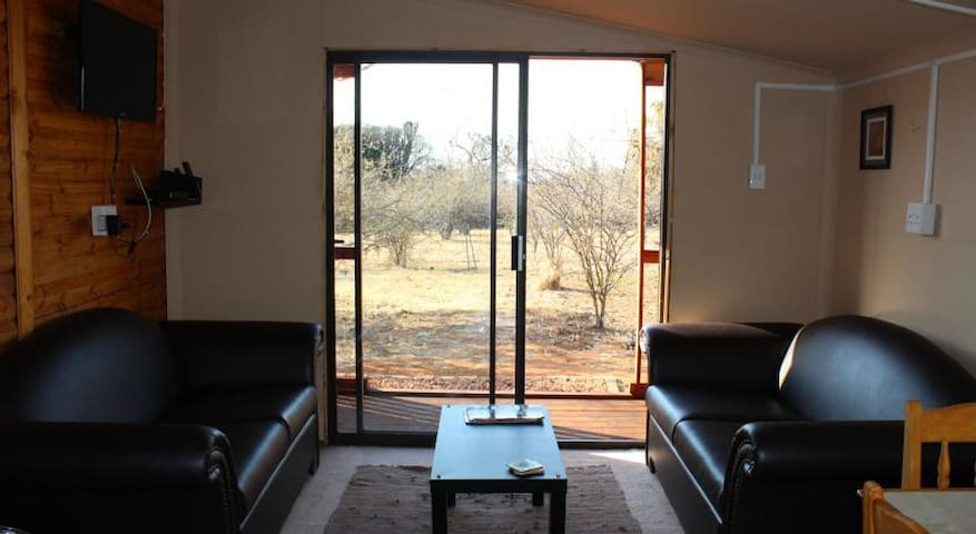 Mountain View Cottage  - Hartbeespoort - Stuga