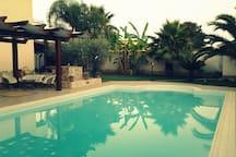 Casa vacanza in villa con piscina!