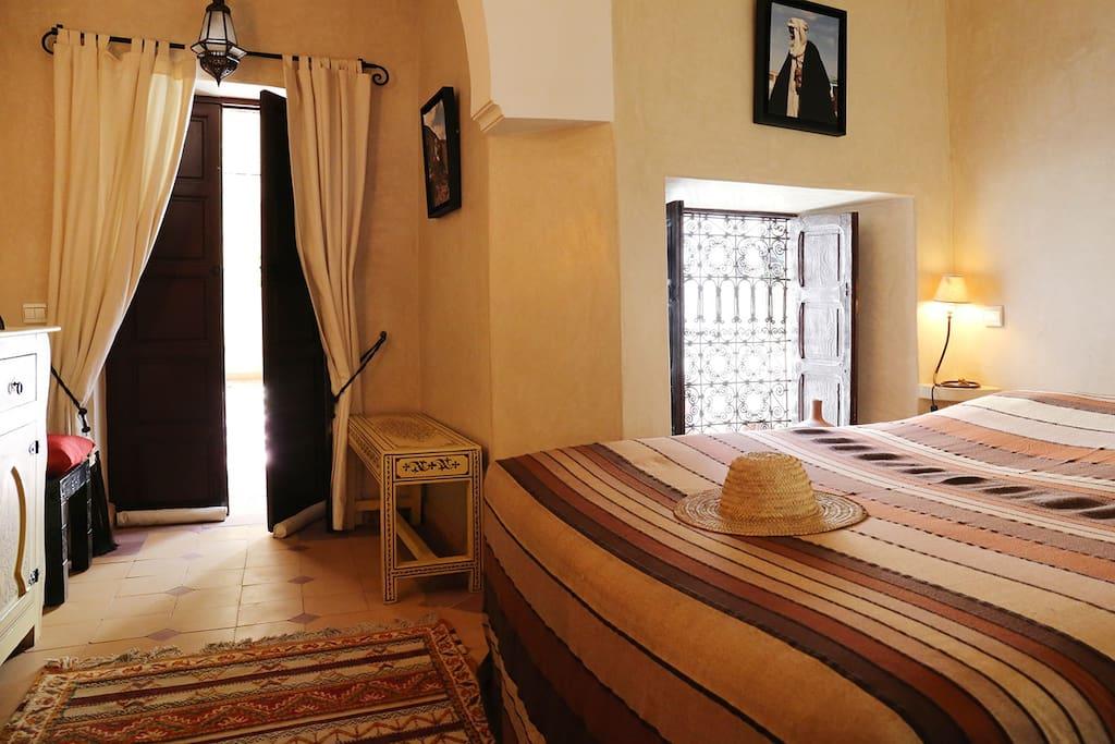 Riad assaada chambres d 39 h tes louer marrakech for Chambre d hote marrakech