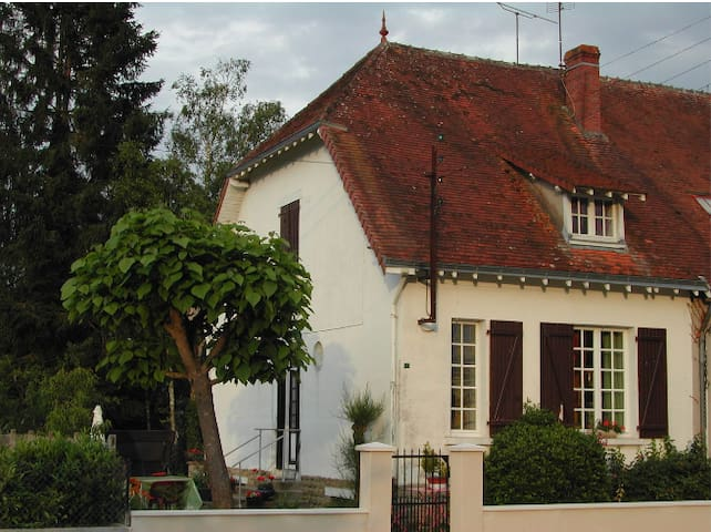 logement marguerite - Sainte-Gemme - House