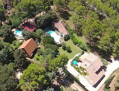 Domaine Provençale (30 couchages) - Beaucaire - Villa