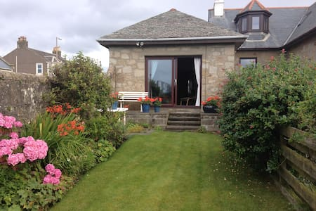 Wee House, 40 South Beach Troon - Troon - Ház