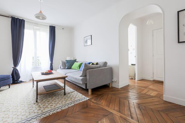 Cosy 1BR in the heart of Paris - Parigi - Appartamento