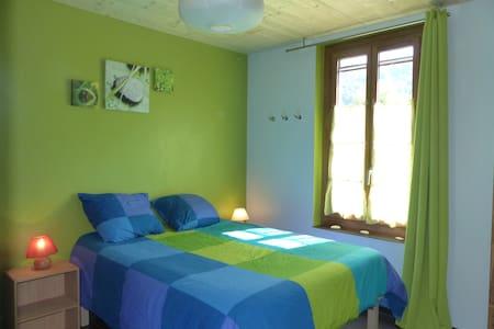 Chambre dans le Grésivaudan - Dům