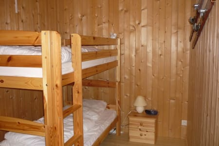 Apartment 5 beds, Savoie