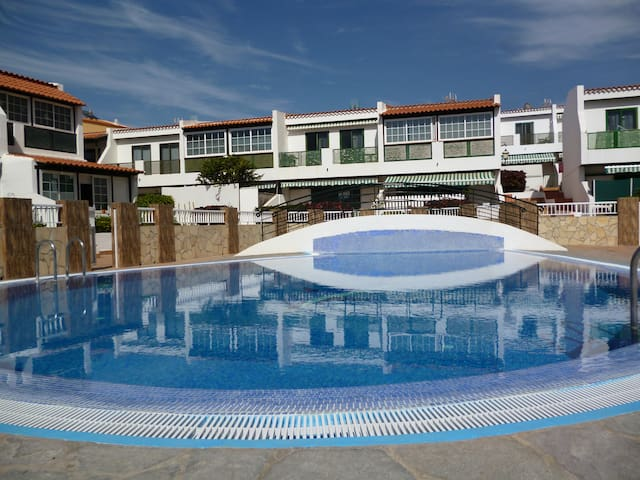 cozy duplex licencia A-38/4.734 - Playa de la Arena - House