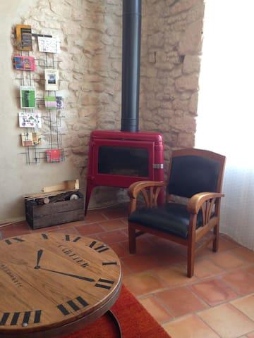 "Gîte ""Chez Elise"" à 10 km d'Albi - Poulan-Pouzols"