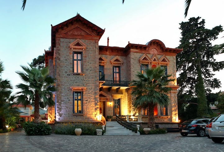 Gialousis Mansion
