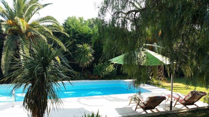 Casa Sestina -Appartement entier dans belle villa