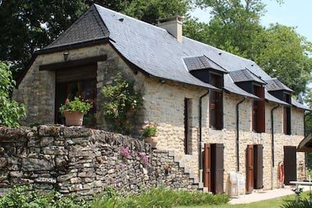 Grange restaurée - Castelnau-de-Mandailles - Haus