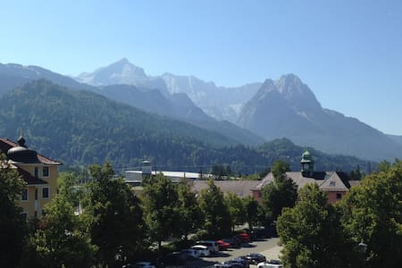 Apartment with 2 rooms - Garmisch-Partenkirchen - Pis