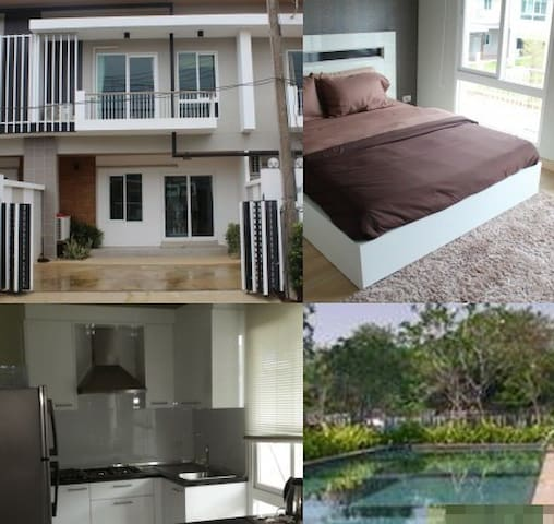 Lovely family house in town - Chiang Mai - Ev