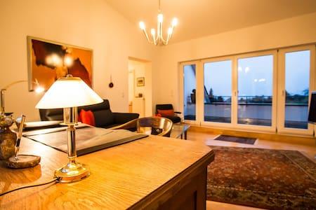 Exklusiv-Ferienwohnung Koblenz - Koblenz - Lejlighed