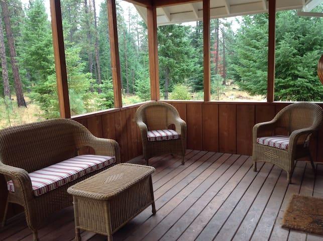 Charming, Private Home - Trout Lake - Trout Lake