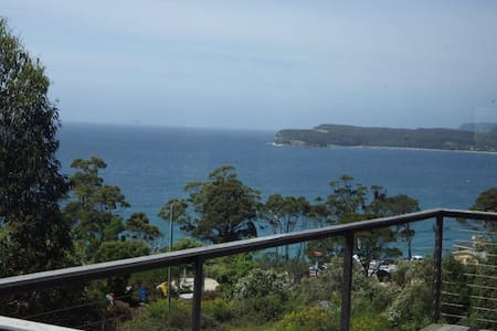 Ocean View Costal Holiday House - Talo