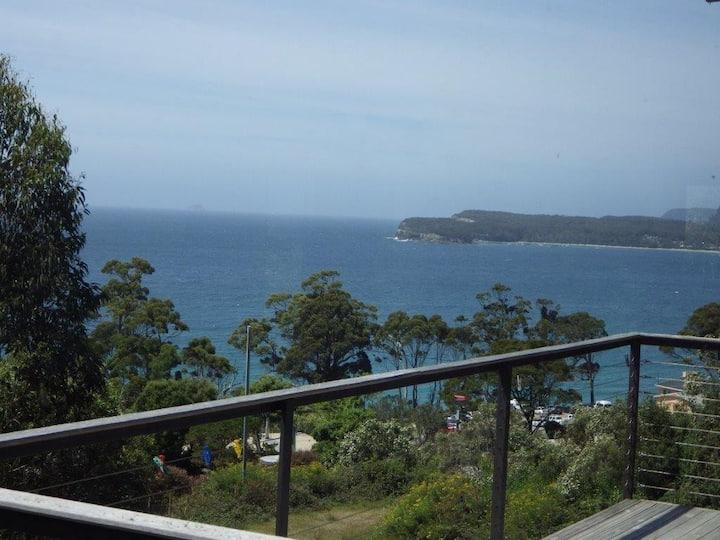 Ocean View Coastal Holiday House