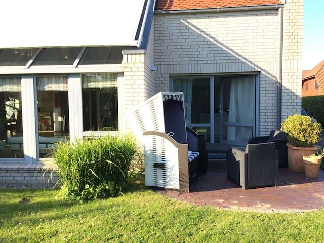 NEU: Urlaub am Meer - Schwedeneck - Apartament