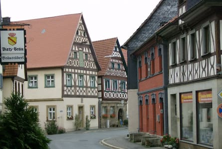 Close to the franconian Jura - Weismain - Apartamento