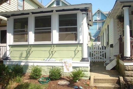 Jersey Shore-Original 1920 Bungalow - Ocean Grove - House