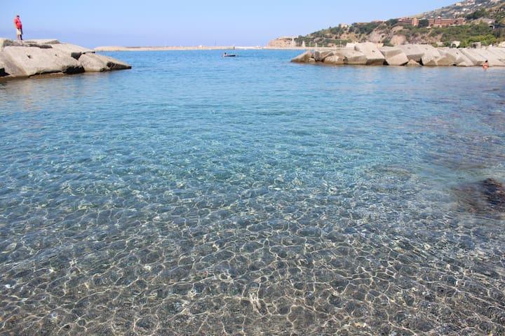 Bellissima villetta sul mare.. - Cetraro - Talo