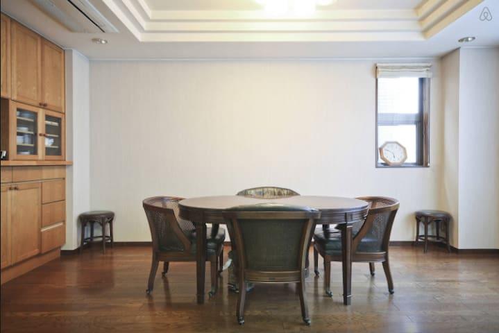 Over 120sqm Penthouse in Shinagawa - Minato-ku - Apartment