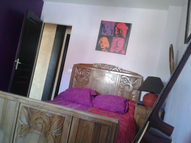 three bedrooms, bathroom, breakfast - Antony - Casa