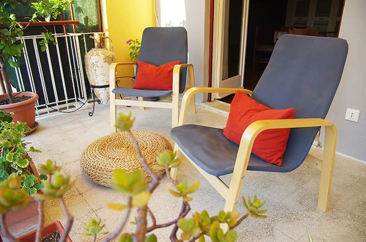 Quiet Terrace in Rome! - Roma - Apartment
