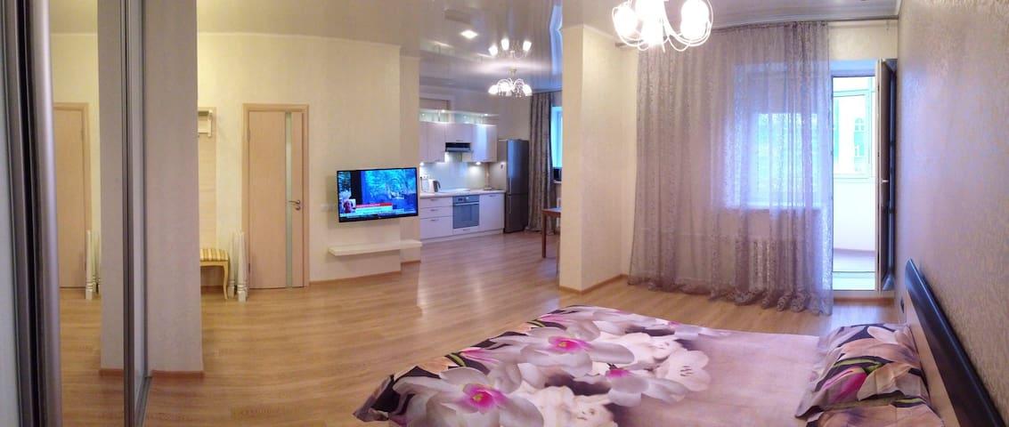 ❤️ Уютная студия рядом с Аквапарком - Казань - Wohnung
