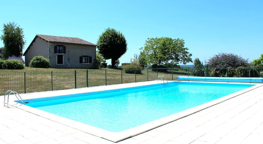 L'Ancien Chai, Lusignac, Dordogne - Bouteilles-Saint-Sébastien - Villa